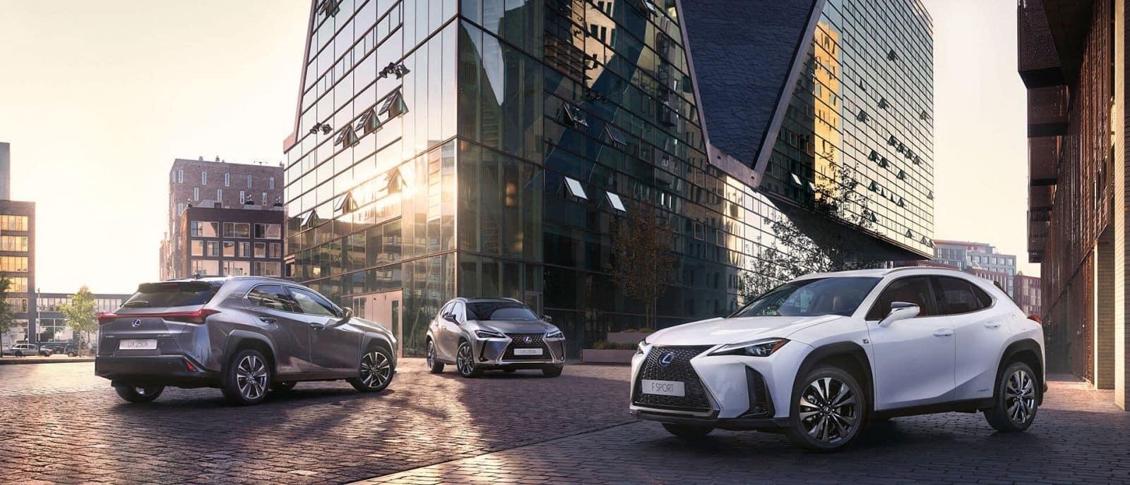 Lexus история