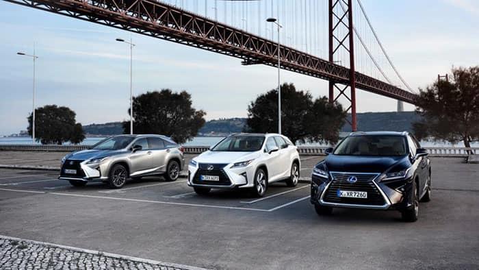 проект «21 день с Lexus»