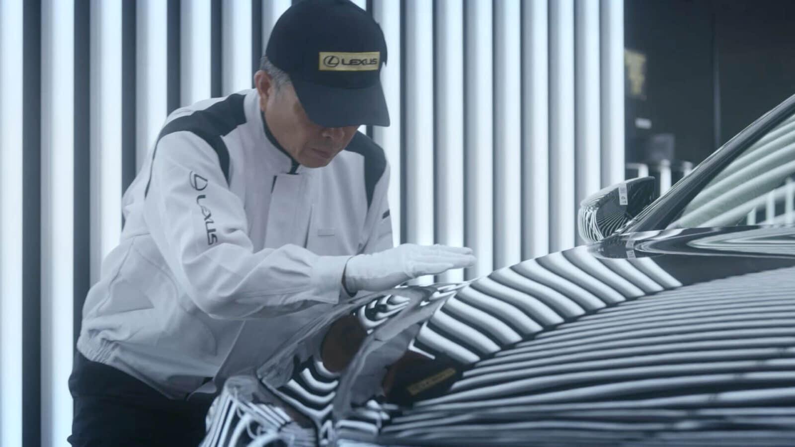 Путь Мастера Такуми в Lexus